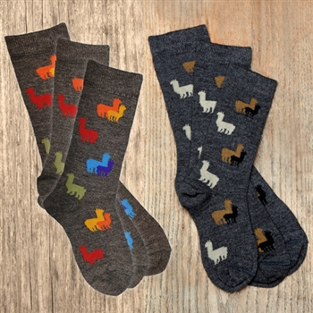 Kk550 Kids Alpaca Herd Sock